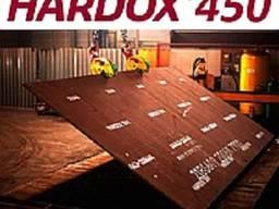 Лист Hardox 400 от 20 ; 22мм