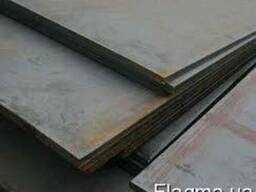 Лист стальной ст. 40Х конструкционный легированный