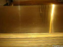 Латунный лист для мебельной фурнитуры, вывесок