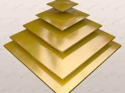 Лист латунный ЛС59-1 30, 0х600х1500 мм
