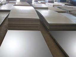 Титан лист толщина 1 мм