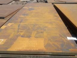Лист металический 50мм ст 09Г2С купить порезка суперцена склад