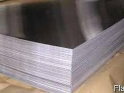 Лист н/ж 0, 6*1000*2000 mm AISI 316 BА