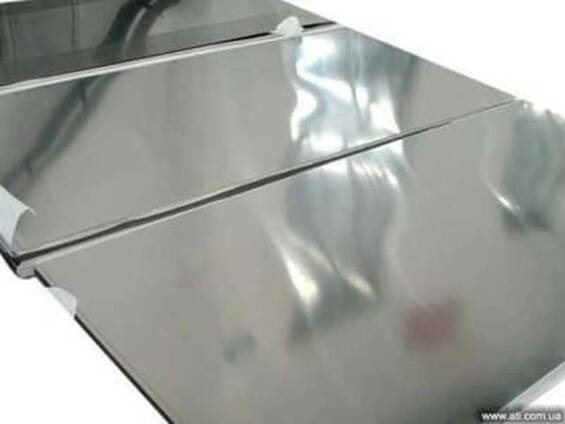 Лист н/ж 430 0,8 (1,0х2,0) BA+PVC