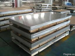 Плита алюминиевая 2017А Т451 8х1520х3020мм