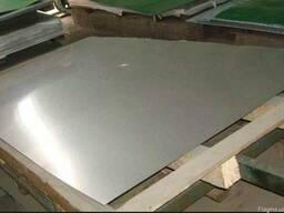 Лист нержавейка техническая 1 х405х555 мм. марка 12Х17 ос.