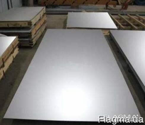 Лист из нержавеющей стали 1.5 мм 1,5х3 304 2В/РЕ купить цена