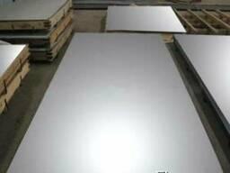 Нержавеющий лист 1мм 1, 5х3 316 мат бум 2В кислотостойкий