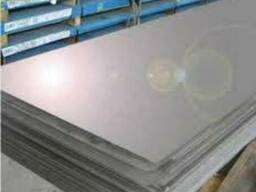 Лист нержавеющий 0.4х1000х2000мм AISI 201 шлиф купить цена