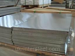Лист алюминиевый 2, 0*1500*3000 mm