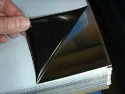 Лист нержавеющий 0. 5х1250х2500 мм AISI 304