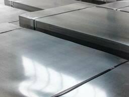 Лист нержавеющий 1х1000х2000мм AISI 430 технический шлиф