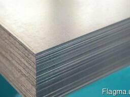 Лист нержавеющий 2,00 сталь AISI 430, 410, 420