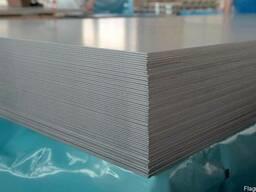 Н/ж лист 1, 5x1250x2500 AISI 201 4N laser pvc ціна купити