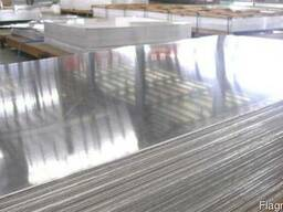 Лист нержавеющий aisi 304 0, 8х1250х2500 BA PVC