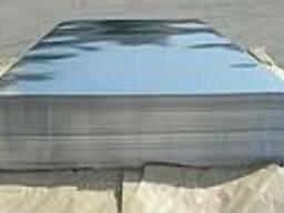 Лист 12Х18Н10Т, лист нержавійка 20мм, нержавеющий лист 20мм