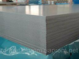 Лист нержавеющий технический 0. 8х1250х2500 AISI 430
