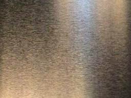 Лист нержавеющий AISI304 1, 0х1250мм (рулон)4N+PVC