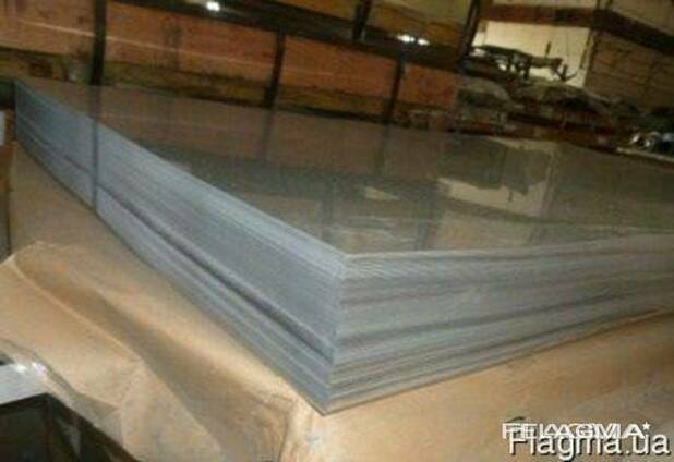 Н/ж лист aisi 304 0,8х1250х2500 декор Linen PVC