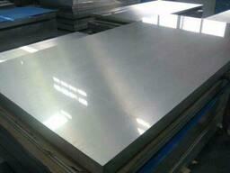 Лист нержавеющий AISI 430 2, 0мм (1, 0х2, 0) BA+PVC