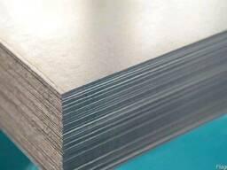 Лист нержавіючий AISI 304 0,5х1250х2500 мм матовый