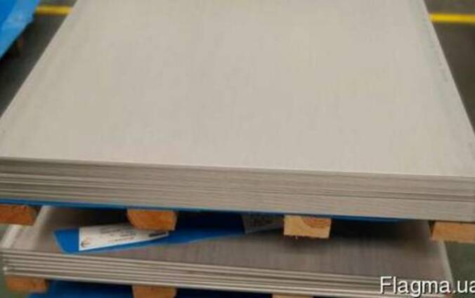 Лист нержавеющий горячекатаный 1,5х1000х2000 мм