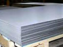 Лист нержавеющий кислотостойкий AISI 316 1. 5х1000х2000мм