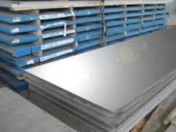 Лист 3.0х1500х3000 мм нержавеющий AISI 304(08Х18Н10)