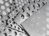 Перфорированный лист, алюминий, PH RV5-8/2/1000X2000 мм - фото 4