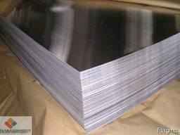 Лист нержавеющий пищевой 0,4мм 1х2м (AISI 304)