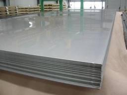 Лист алюминиевый гладкий 1, 0х1500х3000 мм