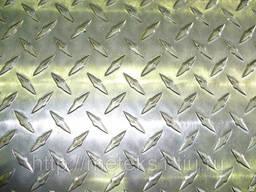 Лист нержавеющий рифленый 3,0х1250х2500 мм