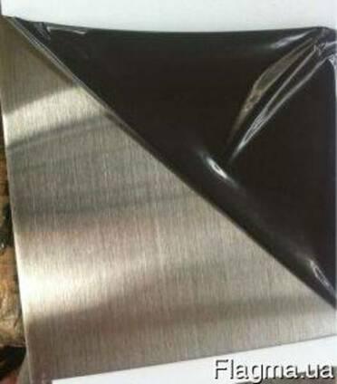 Лист нержавеющий шлифованный 1мм 12Х17