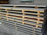 Лист жаропрочный 2мм нержавеющий сталь 20Х23Н18 - фото 3