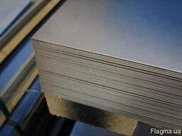 Лист нержавеющий жаропрочный 5мм хн78т эи-435 из наличия!