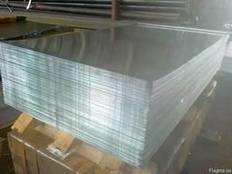 Лист н/ж 304 2, 5 (1, 25х2, 5) 2B PVC