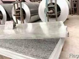 Лист н/ж 304 1,0х1,5 (рулон) 4N PVC
