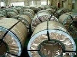 Лист н/ж 304 1, 5х1, 5 (рулон) 2В PVC