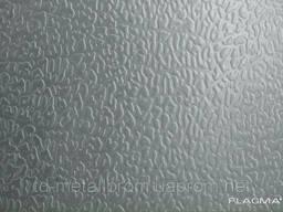 Лист нержавеющий кожа декоративный AISI 304 1, 5. ..