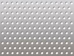Лист перфорированный нерж. 1, 5мм толщина 1000х2000мм