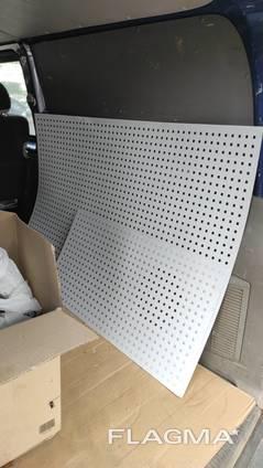 Нержавеющий перфорированный лист 1,5 мм отверствие 3 мм шаг 5 мм купить со склада