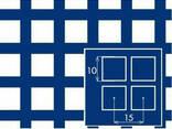 Лист перфорованний PC Qg10-15/1,5/1000x2000 - фото 2