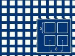 Лист перфорованний PC Qg5-8/1, 0/1000x2000