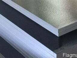 Лист алюминиевый 1, 5х1200х3000мм АМг2