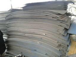 Лист полистирол сотовый 0,5х1250х2400 мм