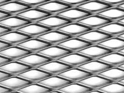 Просечно-вытяжной лист (ПВЛ) AISI 430 (3,0х1250х500;2500мм)