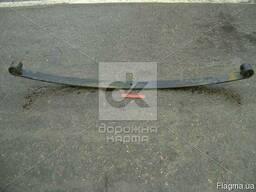 Лист рессоры №1 задней ГАЗ 33104 Валдай 1680мм с сайлентблок