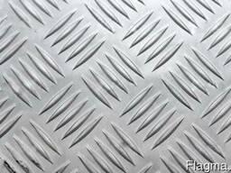 Алюминиевый лист рифленый 1,5x1250x2500