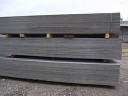 Лист шиферу плоский хризотилцементный 3000х1500х10 мм