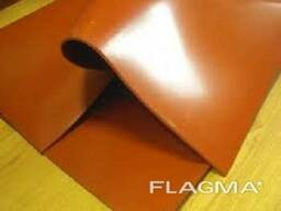 Лист силиконовый (термостойкий)Ф- 25х200x200( 500 х 500мм)